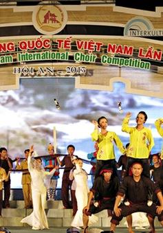 Hội An đăng cai cuộc thi Hợp xướng quốc tế lần thứ 4