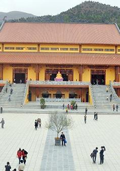 Khánh thành tam bảo chùa Ba Vàng, Quảng Ninh