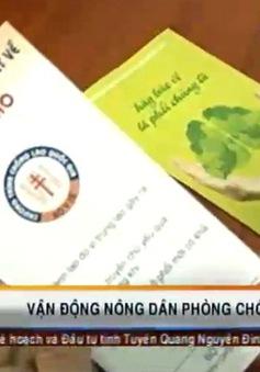 Khánh Hòa: Nông dân tham gia phòng chống bệnh lao