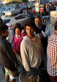Chile nỗ lực cung cấp lương thực cho vùng động đất