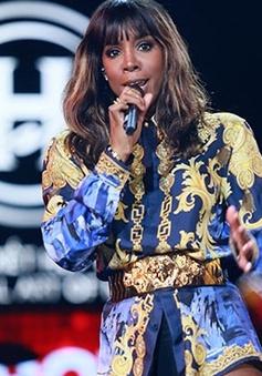 """Kelly Rowland """"đốt cháy"""" đêm nhạc H-Artistry 2014"""