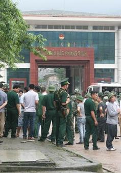 Chỉ huy Biên phòng Quảng Ninh: Vụ nổ súng không phải là khủng bố