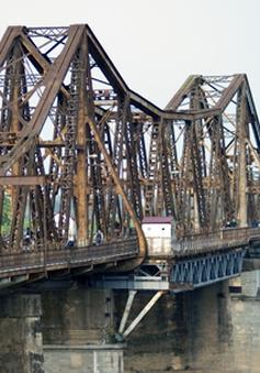 Hà Nội muốn xếp hạng di tích lịch sử cho cầu Long Biên