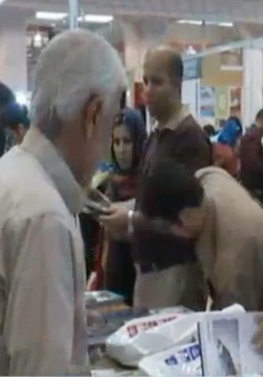Nhộn nhịp Hội chợ Sách quốc tế Tehran 2014