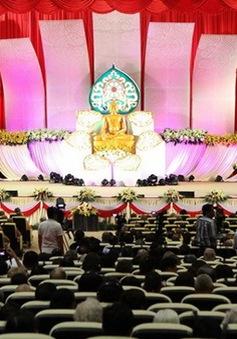 Vesak 2014 thông qua Tuyên bố Ninh Bình 2014, hướng tới thúc đẩy hòa giải xung đột