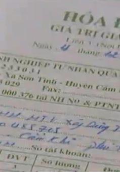 Khởi tố vụ án chiếm đoạt 20 tỷ đồng tiền hoàn thuế GTGT ở Phú Thọ