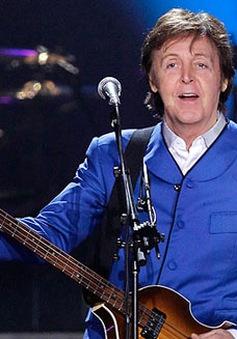 Cựu thành viên The Beatles hủy tour diễn tại Nhật Bản