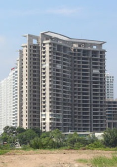 TP.HCM: Giảm số nhà cao tầng ở quận 7