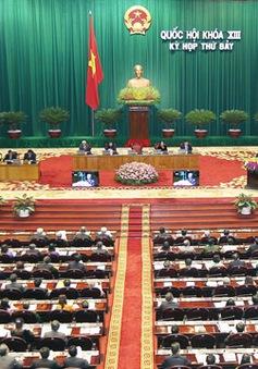 Vấn đề Biển Đông - Trọng tâm nghị sự của Quốc hội