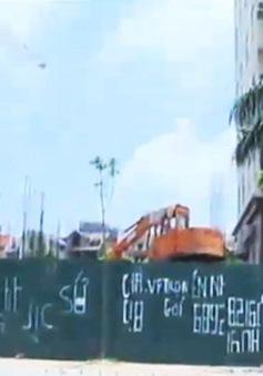 Sai phạm xây dựng: Hai chung cư xây cách nhau chưa đến… 2m