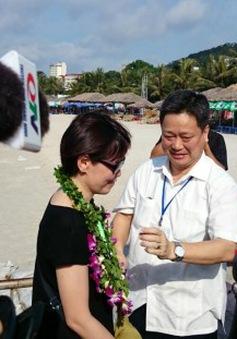 Đón 2.600 khách tàu biển SuperStar Virgo đến Hạ Long