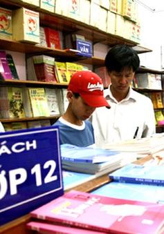 Sẽ có nhiều bộ sách giáo khoa cho một chương trình