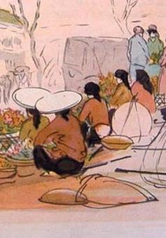 Những hình ảnh quý giá về gánh hàng rong Việt Nam tại Pháp