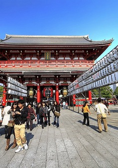 Du khách đi Nhật Bản sắp được hưởng mức giá rẻ