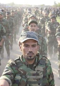 Chiến binh Shia biểu dương lực lượng lớn tại Iraq