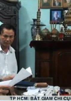 Bắt giam Chi cục trưởng Lâm nghiệp TP.HCM về tội tham nhũng