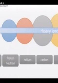 Điều trị ung thư bằng hạt ion nặng