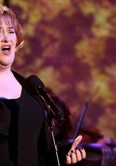 Susan Boyle sẵn sàng tour diễn vòng quanh nước Mỹ