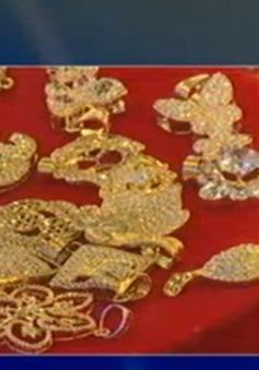 Có hay không việc tràn lan vàng trang sức nhập lậu?