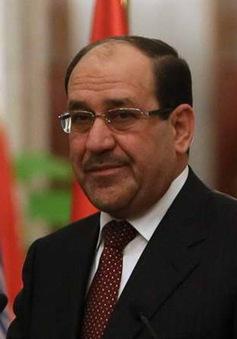 Iraq: Thủ tướng Maliki tiếp tục tranh cử nhiệm kỳ 3