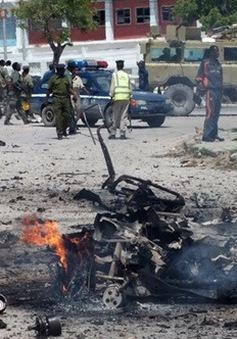 Somalia: Đánh bom gần tòa nhà Quốc hội, 4 người chết