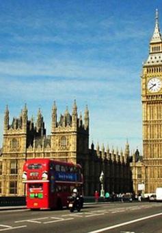 Kinh tế Anh dự báo tăng trưởng quý thứ 6 liên tiếp