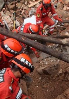 Động đất tại Trung Quốc: Số nạn nhân thiệt mạng lên tới 398 người