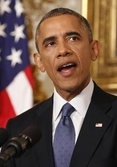 Tổng thống Mỹ phê chuẩn cho phép không kích Iraq