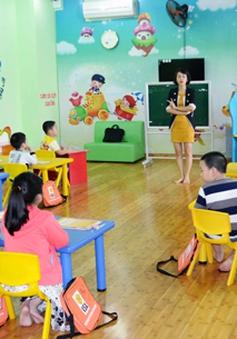 TP.HCM: Hoàn thành phổ cập giáo dục mầm non cho trẻ 5 tuổi