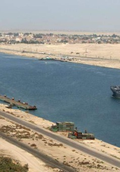 Ai Cập dự định xây dựng kênh đào Suez mới