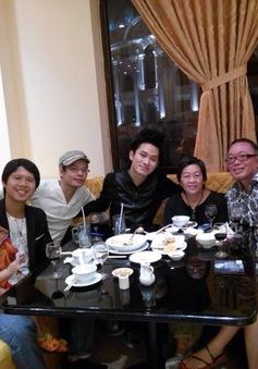 Tùng Dương tiếc vì Sa Huỳnh lấy chồng sớm