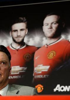 Louis Van Gaal: Manchester United là CLB lớn nhất thế giới