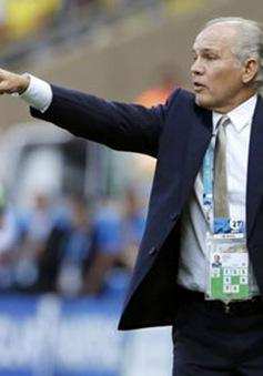 CHÍNH THỨC: Alejandro Sabella từ chức HLV Argentina