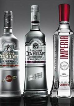 Rượu Vodka: Một phần văn hóa nước Nga
