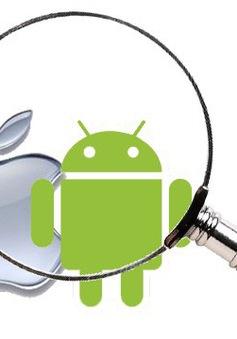 Các nhà phát triển thích nền tảng iOS nhất