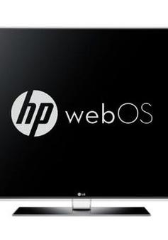 LG thâu tóm mảng webOS của HP