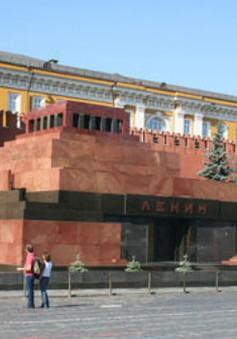 Lăng Lenin mở cửa đón du khách