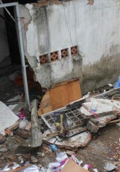 TPHCM: Nổ nhà, 3 người chết và bị thương