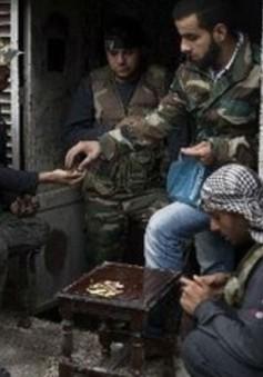 Phe đối lập tại Syria nhóm họp bầu lãnh đạo mới