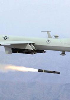 Máy bay không người lái của Mỹ tiêu diệt phiến quân tại Yemen
