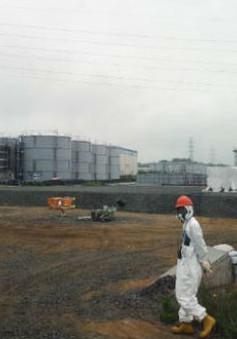 Nhật Bản: Bắt đầu bơm nước nhiễm phóng xạ ra khỏi nhà máy