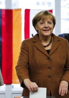 Bầu cử Quốc hội Đức thu hút sự chú ý của toàn châu Âu