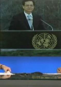 Bức tranh toàn cầu qua phiên họp Đại Hội đồng LHQ 68