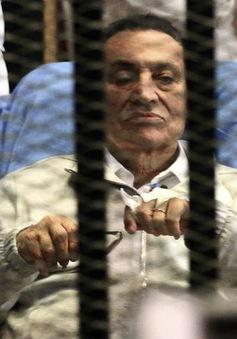 Ai Cập lùi ngày xét xử cựu Tổng thống Mubarak