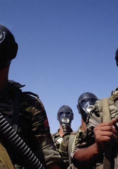 Syria hợp tác đầy đủ trong giải giáp vũ khí hóa học