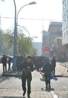 Động đất liên tiếp tại Đông Bắc Trung Quốc