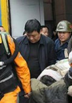 Nổ mỏ than tại tỉnh Quý Châu, Trung Quốc