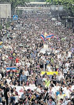 Thượng viện Thái Lan bác dự luật ân xá