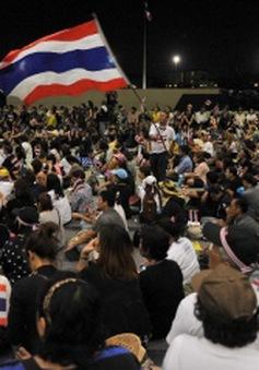 Thái Lan: Chính phủ cam kết kiềm chế tối đa