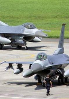 Nổ bên ngoài căn cứ không quân của Mỹ tại Nhật Bản